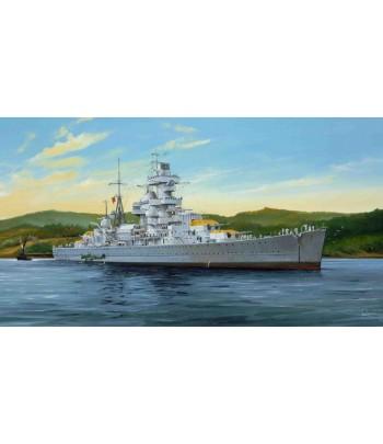 Крейсер Адмирал Хиппер 1941 г. 1/350 TRUMPETER 05317