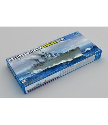 "Советский эсминец ""ташкент"" 1942 г. 1/350 TRUMPETER 05357"