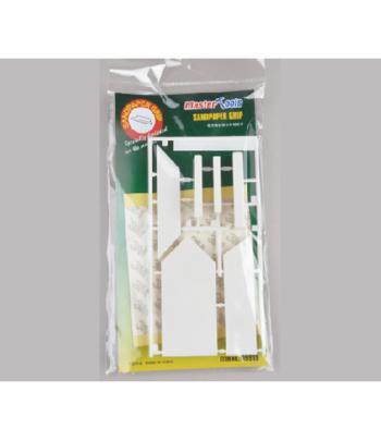 Зажим для наждачной бумаги (Sandpaper Grip) MasterTools 09919