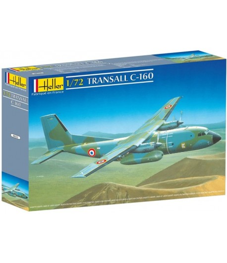 Самолет Transall C-160 1/72 HELLER 80353