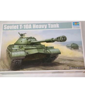 Советский Танк Т-10А TRUMPETER 05547
