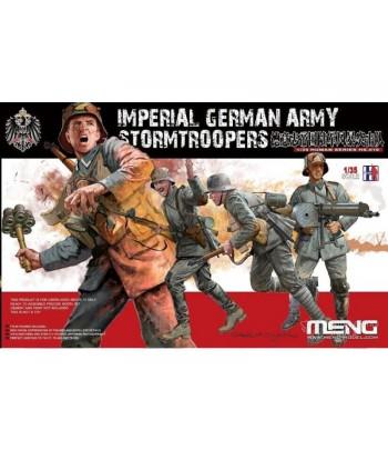 Немецкий штурмовой отряд MENG HS-010