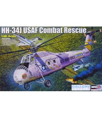 Вертолет HH-34J USAF Combat Rescue 1:48 TRUMPETER 02884