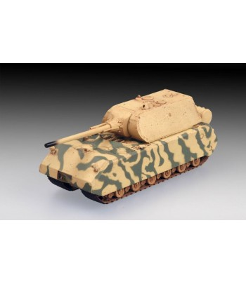 Немецкий тяжелый танк Maus 1/72 TRUMPETER 07446