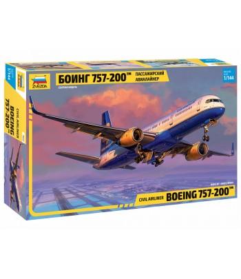Пассажирский авиалайнер Боинг 757-200 ЗВЕЗДА 7032
