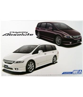 Автомобиль Honda RB1 Odyssey Absolute '06 1/24 Aoshima 05738