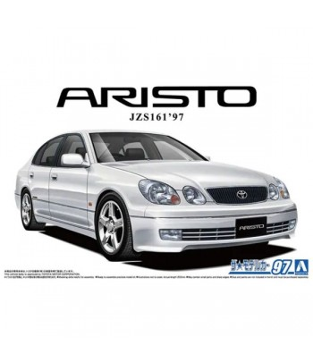 Автомобиль Toyota Aristo V300 Vertex Edition 1/24 Aoshima 06195