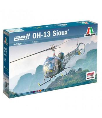 Вертолет OH-13 Sioux Korean War Italeri 1/48 ITALERI 2820