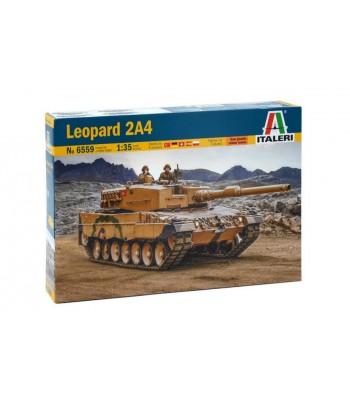 Немецкий танк Леопард 2A4 1/35 ITALERI 6559