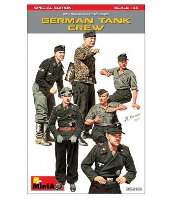 Немецкие танкисты Специальный выпуск 1/35 MINIART 35283