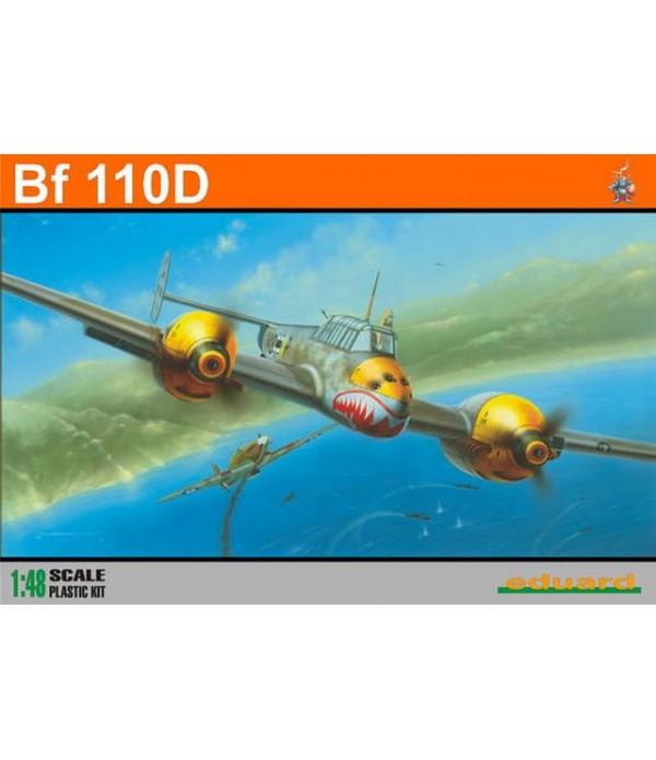 Самолет BF 110D 1/48 EDUARD 8202