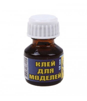 """Клей """"ХОББИ"""" МОДЕЛИСТ КЛ-01"""