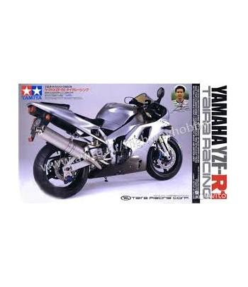 Мотоцикл Yamaha YZF-R1 Taira Racing TAMIYA 14074