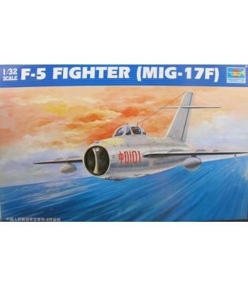 F-5 Fighter (Mig-17F) TRUMPETER 02205