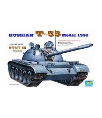 Russian T-55 Model (1958) TRUMPETER 00342