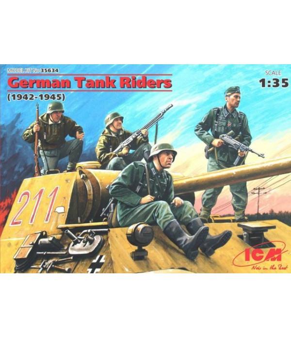 Германский танковый десант (1942-1945) ICM 35634