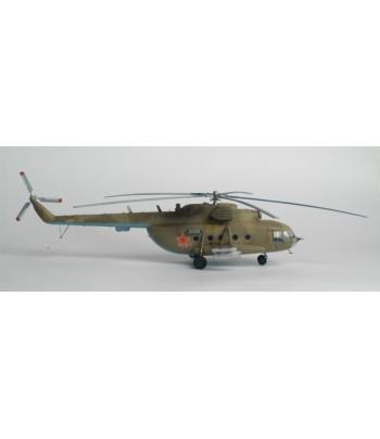 Российский десантно-штурмовой вертолёт Ми-8МТ ЗВЕЗДА 7253