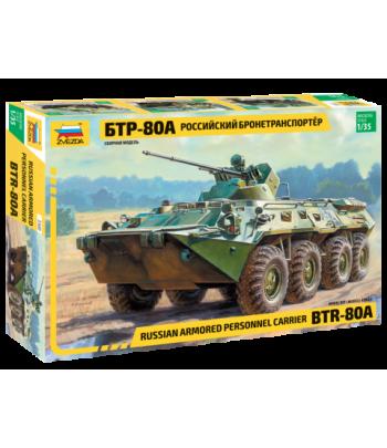 Российский бронетранспортер БТР-80А ЗВЕЗДА 3560