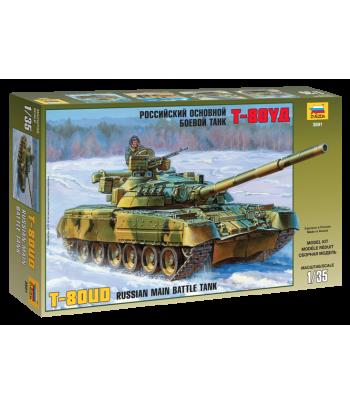 Российский основной боевой танк Т-80УД ЗВЕЗДА 3591