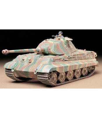 "Танк KING TIGER ""Porsche Turret"" с 1 фигурой танкиста TAMIYA 35169"