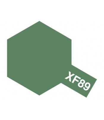 XF-89 Dark green 2 (Темно-зеленая 2) акриловая краска TAMIYA 81789