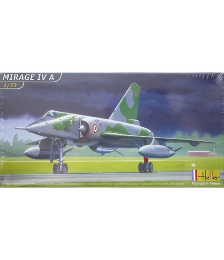 Самолет Mirage IV A 1/72 HELLER 80351