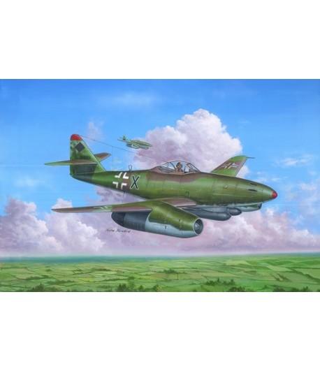 Самолет Me 262 A-2a HOBBY BOSS 80376