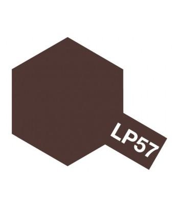 LP-57 Red brown 2 (Красно-коричневая 2) лаковая краска 10 мл. TAMIYA 82157