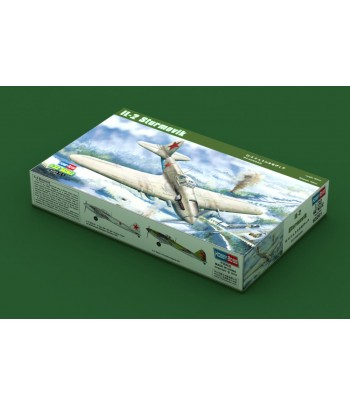 IL-2 Ground attack aircraft HOBBY BOSS 83201