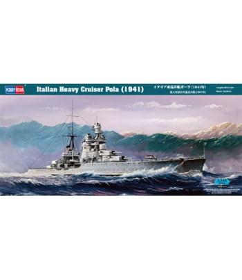 Italian Heavy Cruiser Pola (1941) HOBBY BOSS 86502