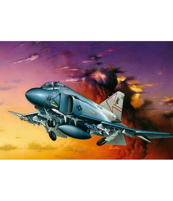 F - 4S PHANTOM ITALERI 170