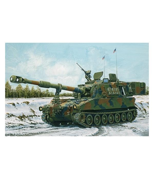 M109A6 Paladin 372 ITALERI 372
