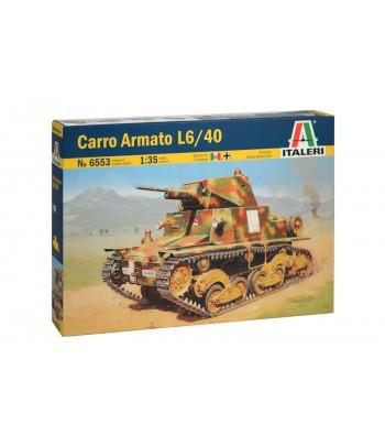 CARRO ARMATO L6/40 6553 ITALERI 6553
