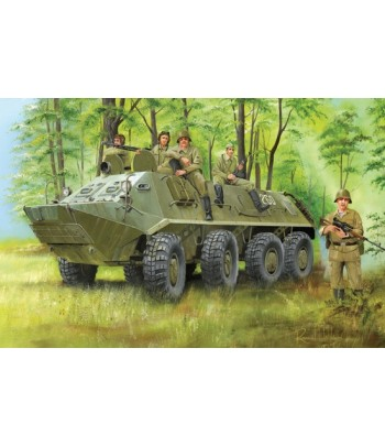BTR-60PA TRUMPETER 01543