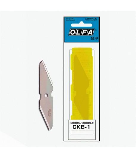Сменное лезвие для ножа CK-1 OLFA CKB-1
