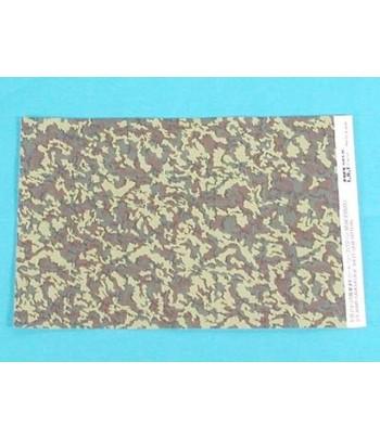 U.S. Army Camouflage Sheet (Leaf Pattern) TAMIYA 66564