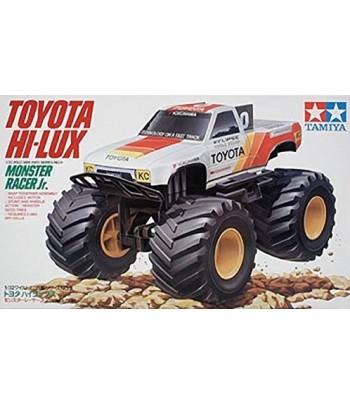 Автомобиль Toyota Monster Racer Jr. с электромоторчиком TAMIYA 17009