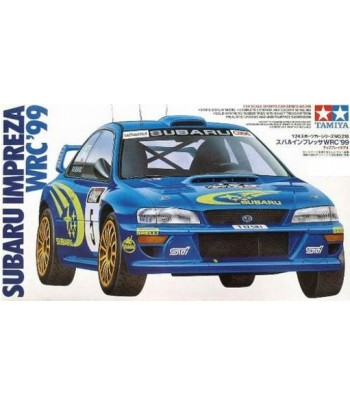 Автомобиль Subaru Impreza WRC`99 TAMIYA 24218