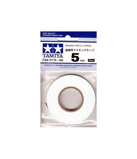 Маскировочная лента, 5 мм. TAMIYA 87179
