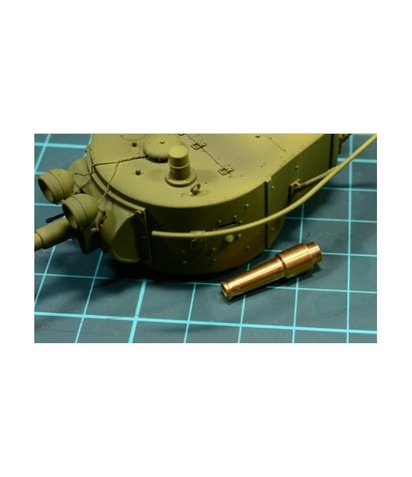 76-мм ствол танковой пушки для Т-28, Т-35, БТ-7А, Т-26А МИР МОДЕЛЕЙ C35002