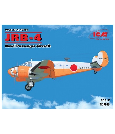 JRB-4, Флотский пассажирский самолет ICM 48184