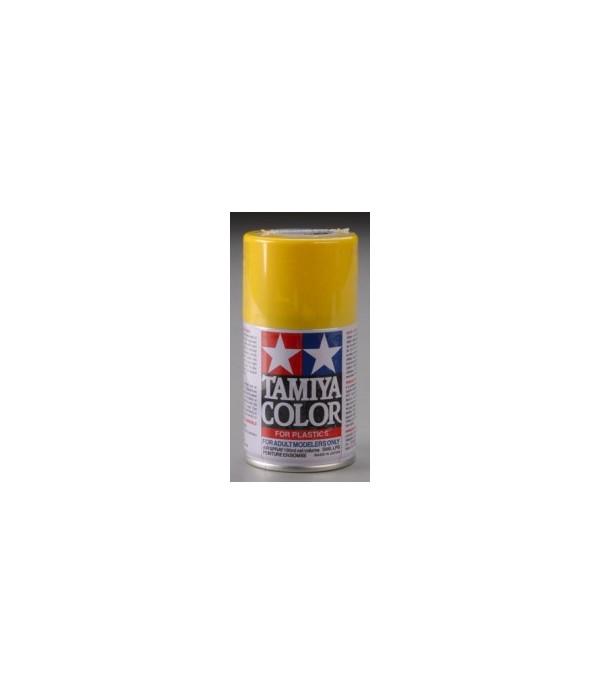 TS-16 Yellow (Жёлтая) краска-спрей 100 мл. TAMIYA 85016