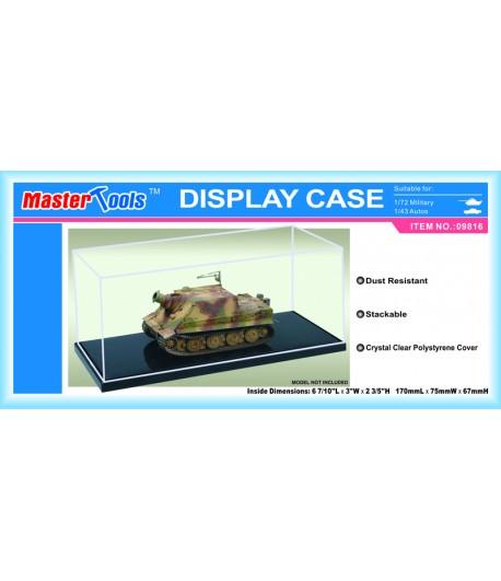 Короб прозрачный для хранения моделей 170х75х67мм TRUMPETER 09816 MasterTools