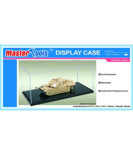 Короб прозрачный для хранения моделей 210X100X80 mm TRUMPETER 09817 MasterTools