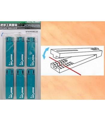 Инструмент для сгибания проволоки (Handrail Jig) TRUMPETER 09921 MasterTools
