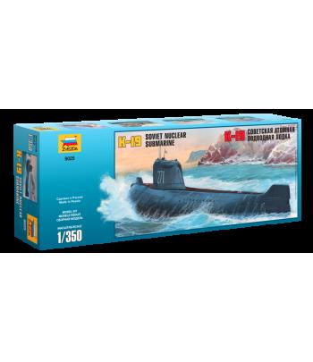 Советская атомная подводная лодка К-19 ЗВЕЗДА 9025