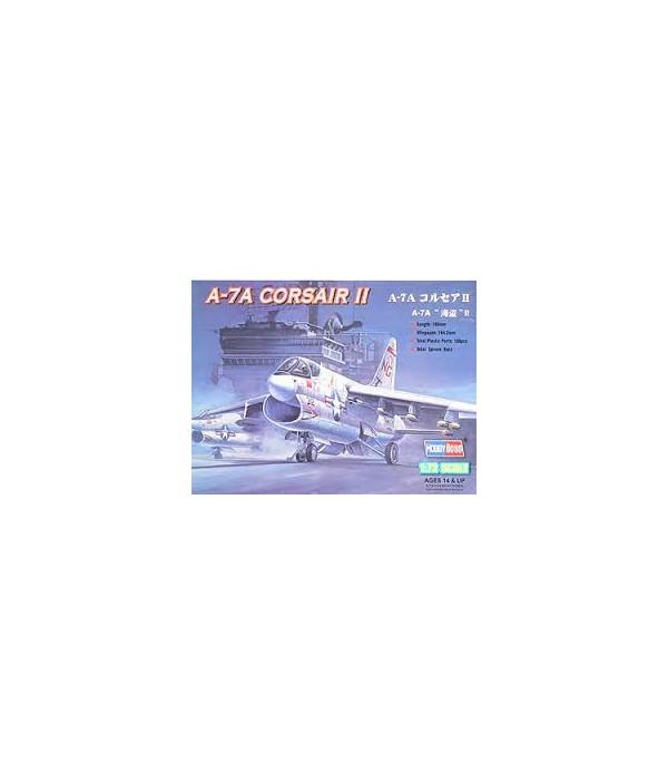 """A-7A """"CORSAIR"""" II HOBBY BOSS 87201"""