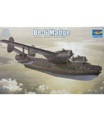 Be-6 Madge TRUMPETER 01646