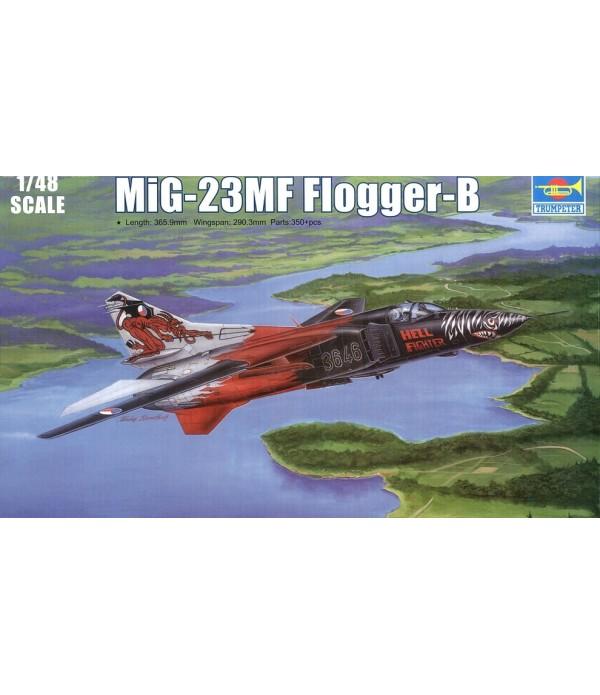 MiG-23MF Flogger-B TRUMPETER 02854