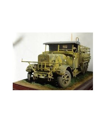 Hs 33 D-1 Немецкий грузовик ICM 35466